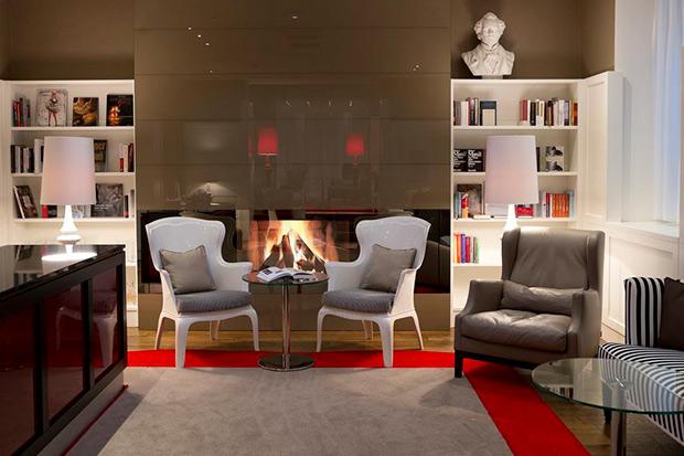 Best Western Harmonie Hotel Lobby