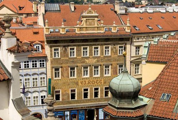 Hotel Rott exterior